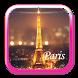 Eiffel Tower theme: Love Paris Launcher themas by Best theme workshop