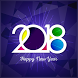 Happy New Year 2018 by Born Developer