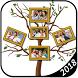 Family Photo Frame 2018 by meritapps free photo frames