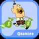 Grandpa Run Crazy Adventure by KidsZonia