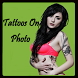 Tattoos On Photo by Redjelly Apps