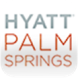Hyatt Palm Springs by Virtual Concierge Software