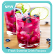 Fresh Summer Drink Recipes by The Andromeda Studio