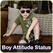 Boy Attitude Status by JMK