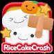 Rice Cake Crash! by underscore.inc