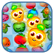 Fruit Splash Match 3: 3 In a Row by Asteroid Games 3D