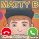 A Fake Call From MattyB Raps Real Prank by Big Stone Dev