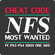 Cheat Code for NFS NEED FOR SPEED MOST WANTED Game by Gpps
