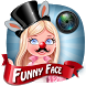 Funny Face Photo Stickers by best phone apps
