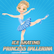 Ice Skating Princess Ballerina by Awesome Apps Studio