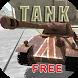 Town Tank Battle by Deng hao