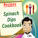 Spinach Dips Cookbook Free by Free Apps Collection