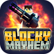 Blocky Mayhem: New Shooting Arcade Game by Free 3D Crafting Adventure Games For Boys & Girls