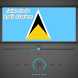 Saint Lucia Radio Stations by Around The World Radio HD HQ Free Online