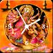 Durga Maa Clock Live Wallpaper by SmartQuickApps