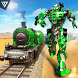 Futuristic Train Transformation Robot Wars by Vital Games Production