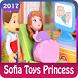 Sofia Toys Princess Kids by Bobohai
