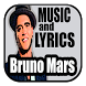Song Bruno Mars with Lyrics by Musica de fan Oliver