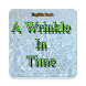 A Wrinklee In Time - English Novel