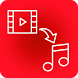 Video to mp3 converter-Mp4 to mp3 by mnpdreamgame