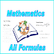 Mathematics Formulas by SweetRana