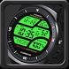 A41 WatchFace for Round Wear by Smartwatch Bureaux