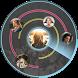 Women Radar Simulator by Prank Spinner Apps