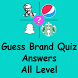 Guess Brand Quiz Answers by DCstudios