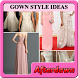 Gown Style Ideas by Afterdawnapps
