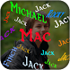 My Name animation screen LWP by Global Coporation