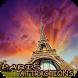 Paris Attractions List