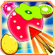 Catch Crazy Fruits by PLAYMASSGAME.COM