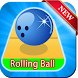 Rolling jump sky high fall fly by Devlo oyunu games