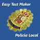 Test Policia Local Andalucia by RomoSoft