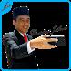 Selfie With President Jokowi