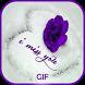 Miss You Gif by Sky Studio App