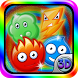 Elemental Galaxy Dx - Match3 by CatfishBlues Games