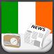 Ireland Radio News by Greatest Andro Apps