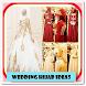 Wedding Hijab Ideas by yufadroid