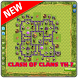 FORMATION CLASH OF CLANS TH 7