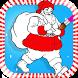 Santa Coloring by Happy Baby Games - Free Preschool Educational Apps