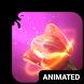 Tulips Animated Keyboard by Wave Design Studio