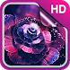 Fantasy Flowers Live Wallpaper by Dream World HD Live Wallpapers