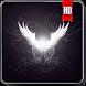 Angel Wings Wallpaper by VikingsWallpapers