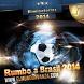 Rumbo a Brasil 2014 by PrehistoricApps.com