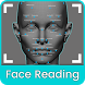 Face Reading in English