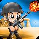 Captain War : Zombie Killer by Freak X Apps