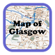 Map of Glasgow, Scotland by Grow Comp