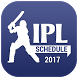 T20 Cricket IPL Schedule 2017 by Zerox