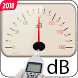 sound meter decible - noise meter by softplaygame